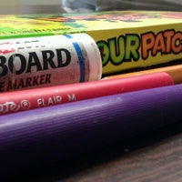 Photo taken at Pony Express Elementary School by Alex R. on 4/17/2012