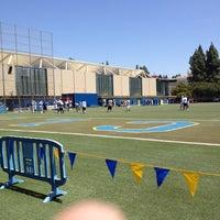 Photo taken at UCLA Spaulding Field by Mark B. on 4/28/2012