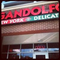 Photo taken at Gandolfo's New York Deli by Ben on 7/11/2012