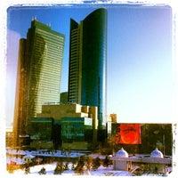 2/26/2012 tarihinde Rick G.ziyaretçi tarafından Rixos President Astana'de çekilen fotoğraf