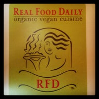 Photo taken at Real Food Daily by Graeme B. on 3/21/2012