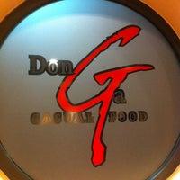 Photo taken at Restaurante Don Gabriel - Donga Casual Food by David (. on 5/12/2012