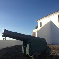 Photo taken at Forte de São Diogo by Alexandre B. on 8/5/2012