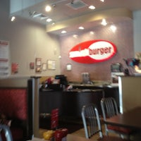 Photo taken at Smashburger by Angelica A. on 4/20/2012