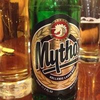 Photo taken at Avli Little Greek Tavern by Alex C. on 2/26/2012