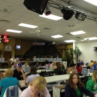 Photo taken at Cave Run Bingo Hall by Bill R. on 6/3/2012