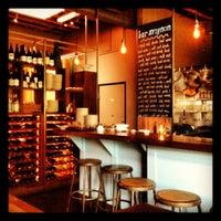 Photo taken at Bar Avignon by Chris H. on 5/29/2012