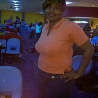 Photo taken at Strike Zone by LaToya F. on 3/4/2012