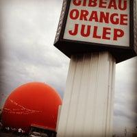 Photo taken at Gibeau Orange Julep by Craig T. on 8/27/2012