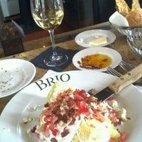Photo taken at Brio Tuscan Grille by Angie P. on 2/4/2012