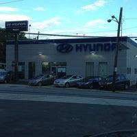 Photo taken at Hudson Hyundai by Henry F. on 6/6/2012