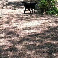 Photo taken at Warnimont Dog Park by Emma K. on 5/16/2012