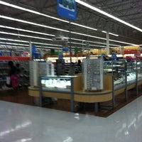 Photo taken at Walmart Supercenter by Maria B. on 4/26/2012