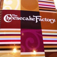 Photo taken at The Cheesecake Factory by Chrissy A. on 4/30/2012