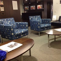 Photo taken at NYU Wasserman Center for Career Development by Tyler B. on 3/29/2012
