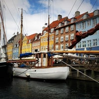 Photo taken at Nyhavns Færgekro by Michael S. on 6/26/2012