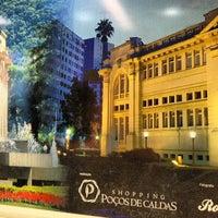 Photo taken at Shopping Poços de Caldas by Giovanni G. on 7/21/2012