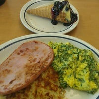Photo taken at IHOP by Marina Y. on 2/26/2012