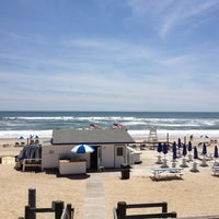 Photo taken at Gurney's Montauk Resort and Seawater Spa by Allison K. on 5/21/2012