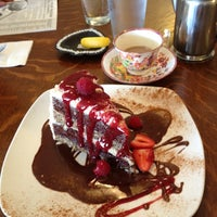 Photo taken at Inn Season Cafe by Kalyn M. on 5/5/2012