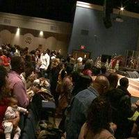 Photo taken at Destiny Metropolitan Worship Church by Eric M. on 5/6/2012