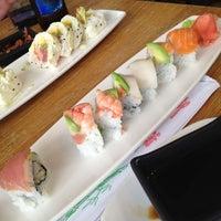Photo taken at Maiko Sushi Lounge by Dan K. on 8/15/2012
