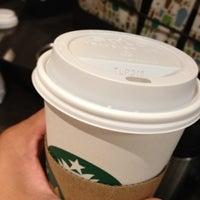 Photo taken at Starbucks by Micah R. on 8/8/2012
