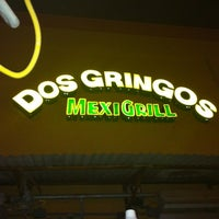 Photo taken at Dos Gringos by Brad D. on 8/21/2012
