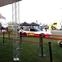 Photo taken at Team 3M at the Daytona 500 by Julia N. on 2/23/2012