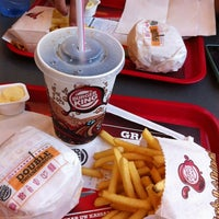 Photo taken at Burger King by Stefanie D. on 7/7/2012