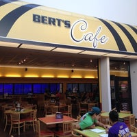 Photo taken at Bert's Café and Wingery by Courtney on 5/3/2012