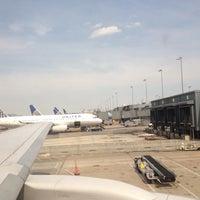 Photo taken at Gate C17 by Ashi S. on 7/3/2012