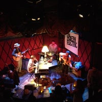 Photo taken at Rockwood Music Hall by Joshua C. on 4/20/2012