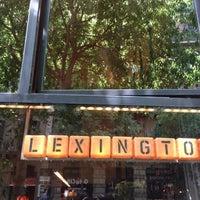Photo taken at Lexington by Augusta B. on 5/16/2012