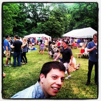 Photo taken at Candler Park by GR8socialmedia on 4/21/2012