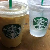 Photo taken at Starbucks by Megan on 8/18/2012