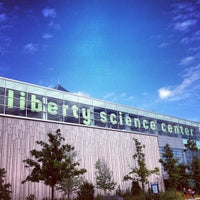Photo taken at Liberty Science Center by John J. on 7/21/2012