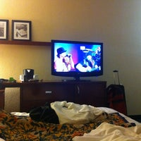 Photo taken at Courtyard by Marriott Airport West/ Doral by Gregory J. on 7/5/2012