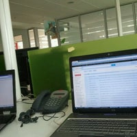Photo taken at jet4you.com by Yassine F. on 8/20/2012