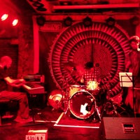 Photo taken at Shrine World Music Venue by Peter C. on 5/3/2012