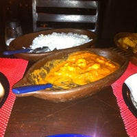 Photo taken at Restaurante Terra do Mar by Jose Ailton C. on 2/22/2012