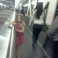 Photo taken at Gate A3 by Michelle Z. on 4/3/2012
