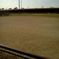 Photo taken at Belle Isle Athletic Field by Faren on 7/1/2012