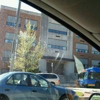Photo taken at Pius XI High School by Mia H. on 4/27/2012