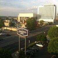 Photo taken at Hampton Nashville/vanderbilt by Michael R. on 4/29/2012