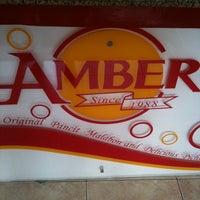 Photo taken at Amber Pancit Canton & Pichi-pichi by Rhina G. on 5/1/2012