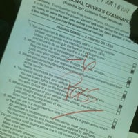 Photo taken at California Department of Motor Vehicles by Jeff Q. on 6/18/2012