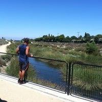 Photo taken at Dominguez Gap Wetlands by Erik S. on 8/26/2012
