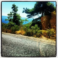 Photo taken at Mount Ida by Ceren Y. on 8/21/2012