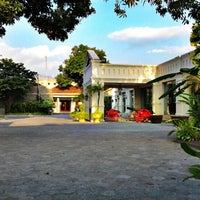 Photo taken at Museum Batik Kuno Danar Hadi by m.fuada on 9/4/2012